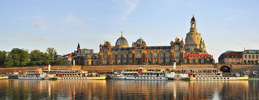 Dresden Academy of Arts by Travel Images Worldwide