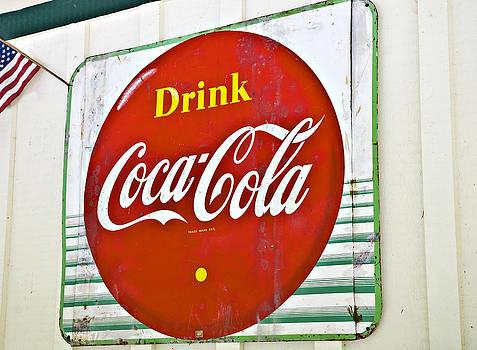 Drink Coca Cola by Susan Leggett