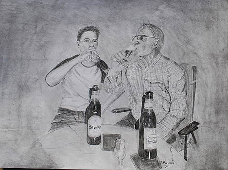 Drinking Buddies by Brian Hustead