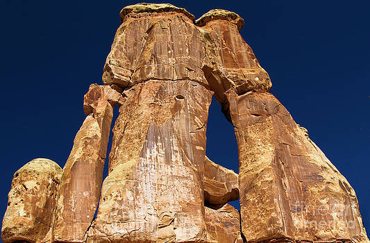 Adam Jewell - Druid Arch IN The Needles District Of Canyonlands