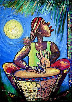 Drummer by Omenihu Amachi