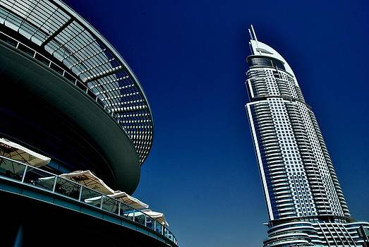 Dubai Scapes by Vinod Nair
