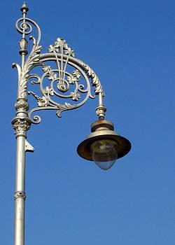 Dublin Lamp Post by Kelsey Horne