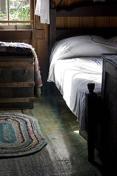 Lynn Palmer - Dudley Farmhouse Interior No. 1