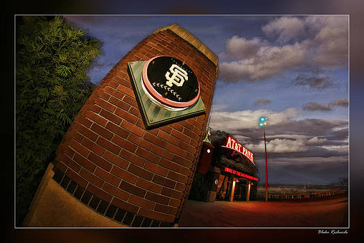 Blake Richards - Dusk Giants ATT Park