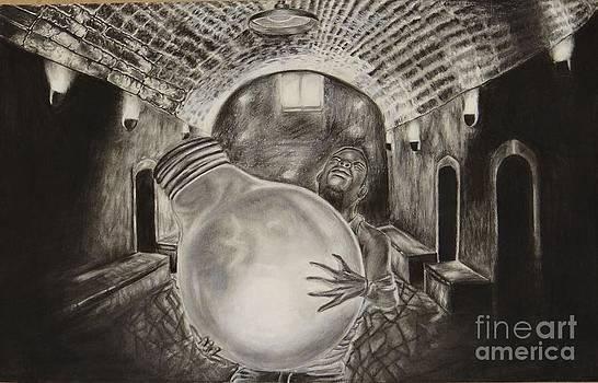 Dying soul by Kodjo Somana