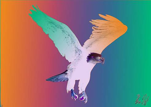 Eagle five by Helmut Rottler