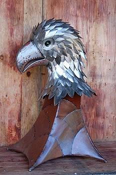 Eaglet by Ben Dye