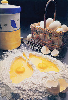 Eggs by Richard McGee