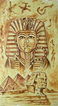 Egypt by Tomy Joseph