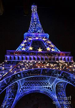 Chuck Kuhn - Eiffel Night