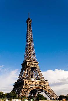 Eiffel Tower by Jen Morrison