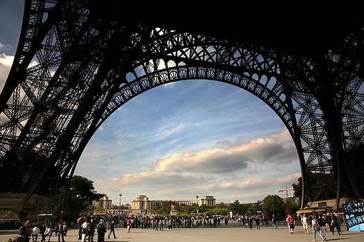 Chuck Kuhn - Eiffel Tower View
