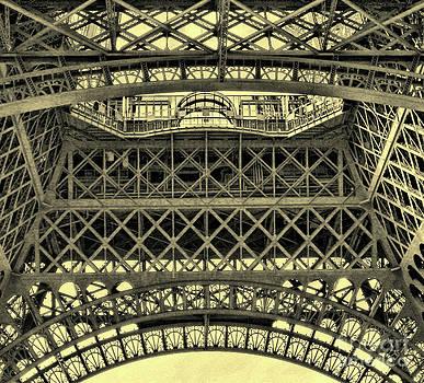 Chuck Kuhn - Eiffel Under III
