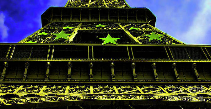 Chuck Kuhn - Eiffel Yes II