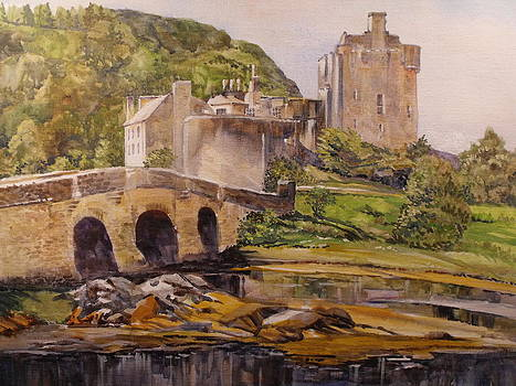 Eilean Donan Castle by William Band
