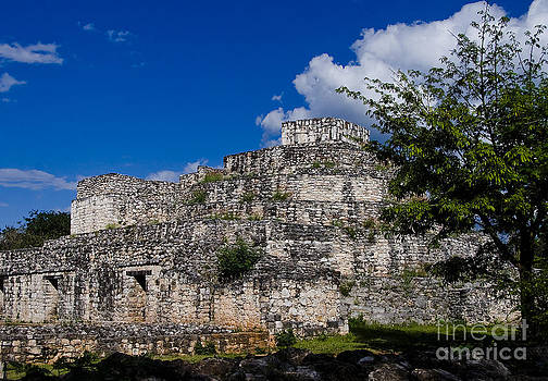 Ek Balam Ruins  Ruines by Nicole  Cloutier Photographie Evolution Photography