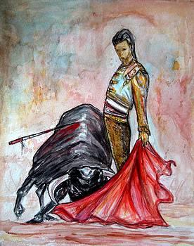 El Matador by Abbas Djamat