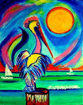 El Pelicano Playa Sol by Ted Hebbler