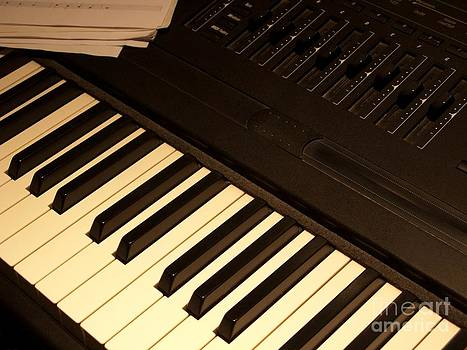 Ann Horn - Electronic Keyboard