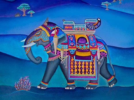 Elephant  by Lori Miller