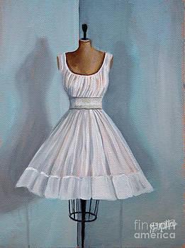 Elizabeth's Dress by Gretchen Matta