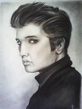 Elvis by Morgan Greganti