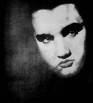 Elvis Presley by Elle Ryanoff