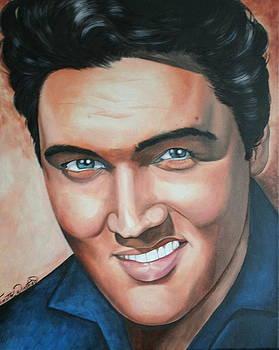 Elvis Presley by Timothe Winstead