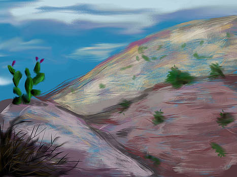 Enchanted Rock by Betsey Walker Culliton