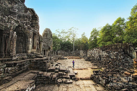 Enchanting Angkor by Jojie Alcantara