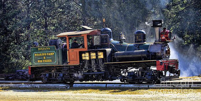 Chuck Kuhn - Engine Train