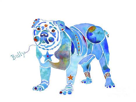 English Bulldog Bully by Jo Lynch