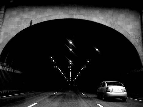 Entering in Darkness by Prashant Upadhyay