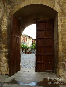 Entrance by Alfredo Rodriguez
