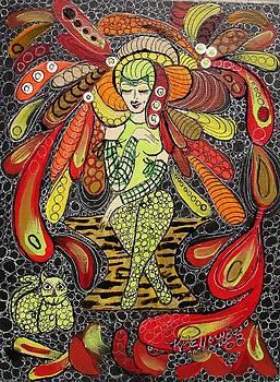 Esmerelda by Kathleen Bellows