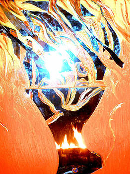 Eternal torch by Tyler Schmeling