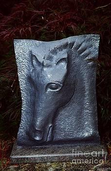 Etruscan Horse by Karen Lipeika