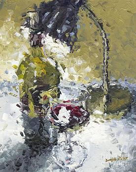 Evening Cabernet by Dumba Peter