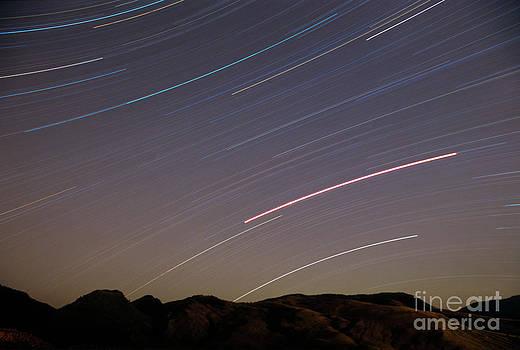 Sandra Bronstein - Evening Splendor-Star Trails