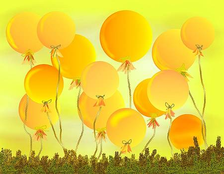 Everything Yellow by Diane Haas