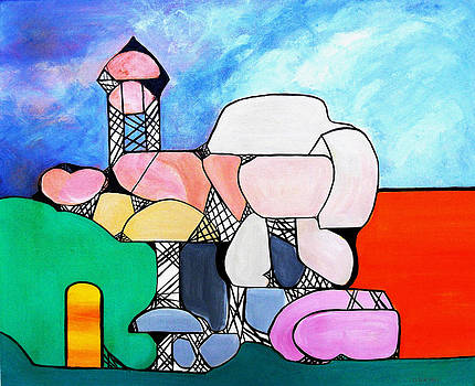 Evolution of Time by Gloria Dietz-Kiebron