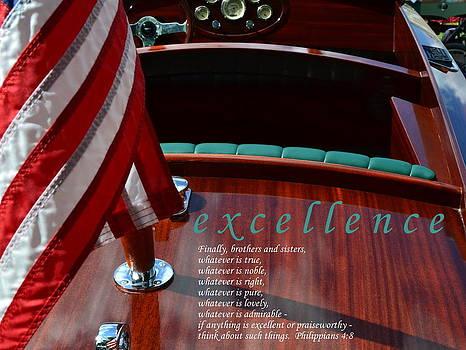 Michelle Calkins - Excellence