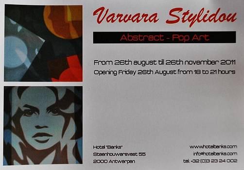 Exhibition by Varvara Stylidou