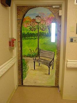 Exit Door by Donna La Placa