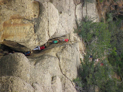 FeVa  Fotos - Exiting Cliff Palace