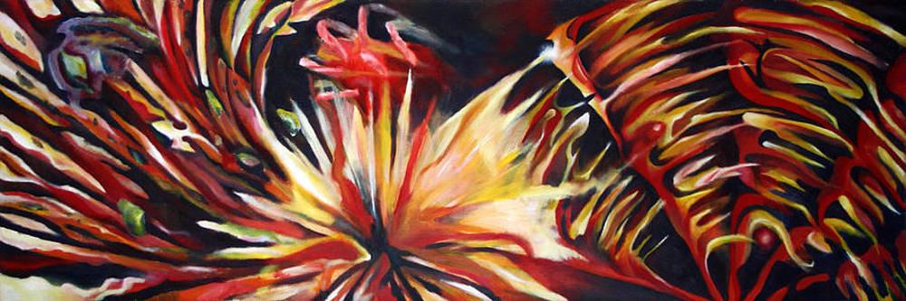 Exploding Rage by Graham Matthews