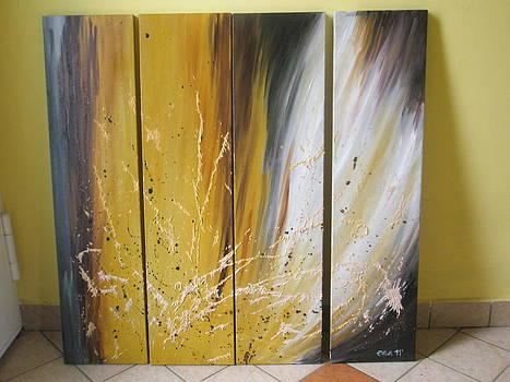 Explosion by Ema Dolinar Lovsin