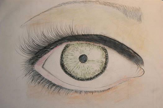 Eye by Mladen Kandic