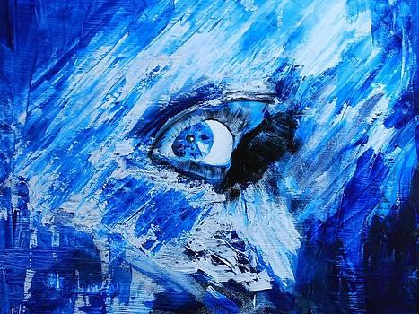 Eye on you by Larry Ney  II